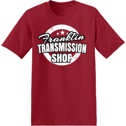 Transmission Shop T Shirts