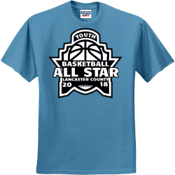 Basketball All Star - Basketball T-shirts