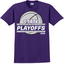 Hornets Basketball Playoffs - Basketball T-shirts
