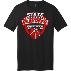 Bulls Basketball Playoffs - Basketball T-shirts