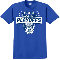 Mavericks Basketball Playoffs - Basketball T-shirts