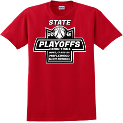Rockets Basketball Playoffs - Basketball T-shirts