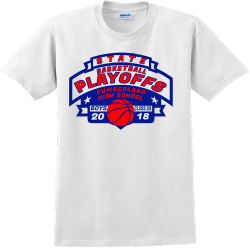 Clippers Basketball Playoffs - Basketball T-shirts