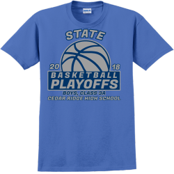 Timberwolves Basketball Playoffs - Basketball T-shirts