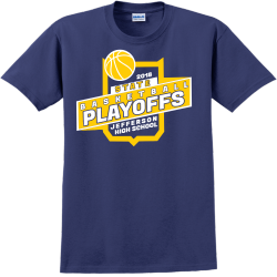 Grizzlies Basketball Playoffs - Basketball T-shirts