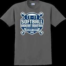 Co-ed Softball T-Shirt Designs - Designs For Custom Co-ed ...
