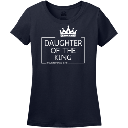 daughter of the king christian shirt designs