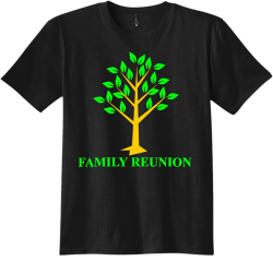 Family Reunion_06 T Shirts