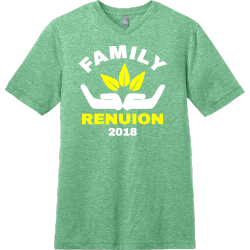 Family Reunion_12 T Shirts