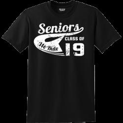 Senior Class Pride T-Shirt Designs - Designs For Custom Senior Class ...