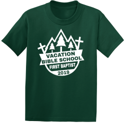 Vacation Bible School T-shirt