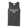 One-More-Rep Men's 100% Cotton Tank Tops Port And Company PC54TT