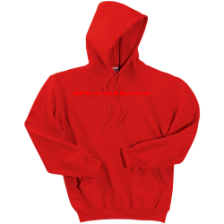 MCcullers Men's 50/50 Cotton/Polyester Hoodies Gildan 12500