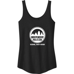 Independent-Philly Junior's 100% Cotton Tank Tops District Threads DT2500