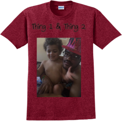 The-things Adult 100% Cotton T-Shirts Gildan 2000