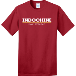 indo Adult 100% Cotton T-Shirts Port And Company PC150