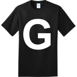 G-Shirt Adult 100% Cotton T-Shirts Port And Company PC150