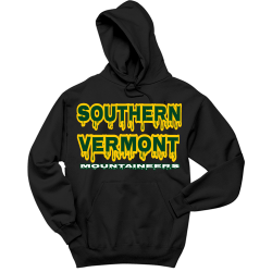 Southern--Vermont-Mountaineers Men's 50/50 Cotton/Polyester Hoodies Jerzees 996M
