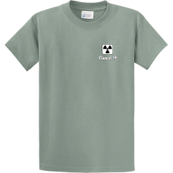 Radiation-Therapy-Class-of-19 PROPERTY OF XXL HIALEAH Men's 100% Cotton T-Shirts Port And Company PC61