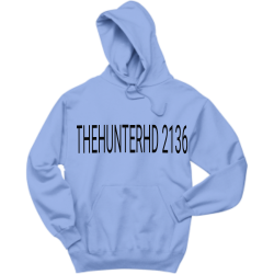 THEHUNTERHD Men's 50/50 Cotton/Polyester Hoodies Jerzees 996M
