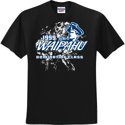 WAIPAHU-DOMINATING-CLASS-1999 Youth Group - Youth Group T-shirts
