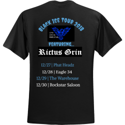 Black-Ice-Tour-2018-Featuring...--1227-|-Phat-Headz-1228-|-Eagle-34-1229-|-The-Warehouse-1230-|-Rockstar-Saloon Youth Group - Youth Group T-shirts