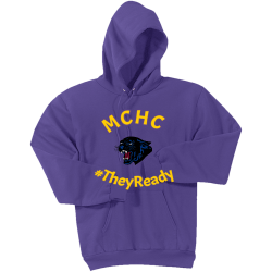 MCHC--TheyReady Years al Men's 50/50 Cotton/Polyester Hoodies Port And Company PC90HT