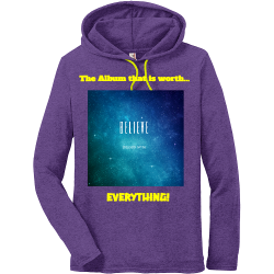 The-Album-that-is-worth...-EVERYTHING Women's 100% Cotton Hoodies Anvil 887L