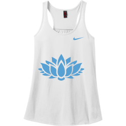 Yoga-Tank-by-Nike Holy Hands Inc. Women's 50/50 Cotton/Poly Tank Tops District Threads DM420