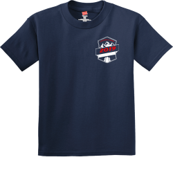 2019-COUSIN-CAMP-1 2019 COUSIN CAMP 1 Boy's 100% Cotton T-Shirts
