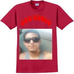 DON-OM.MR Fresh out of Fox Adult 100% Cotton T-Shirts Gildan 2000