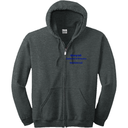 Royal-Services-LLC-Controls--Process Men's 50/50 Cotton/Polyester Hoodies Gildan 18600