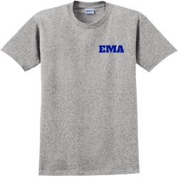 EMA Fresh out of Fox Adult 100% Cotton T-Shirts Gildan 2000