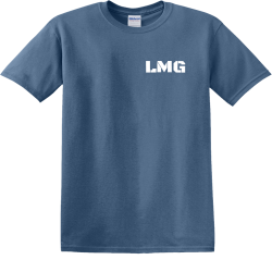 LMG Horizon 2019 Men's 100% Cotton T-Shirts Gildan 5000