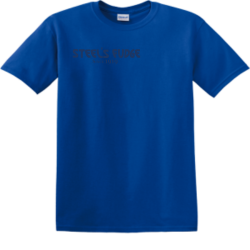 Steel's-fudge Horizon 2019 Men's 100% Cotton T-Shirts Gildan 5000