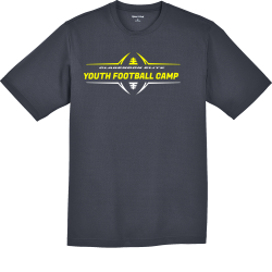 CLARENDON-ELITE-YOUTH-FOOTBALL-CAMP Boy's 100% Polyester T-Shirts Alternative YST340