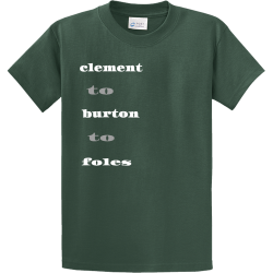 C-to-B-to-F Test Design Custom T-shirts