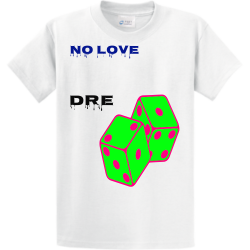 Dre Test Design Custom T-shirts