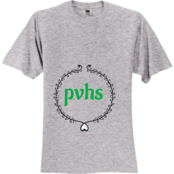 Pv-shirt Unisex 100% Cotton T-Shirts Fruit Of The Loom 3930