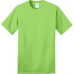 Yadi Adult 100% Cotton T-Shirts Port And Company PC150