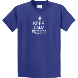 magento Test Design Custom T-shirts