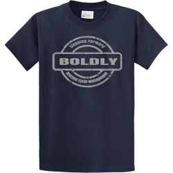 "BOLDLY-Stepping-Forward-Revenue-Cycle-Management-BOLDLY JR Merch ""Beefaroni""  OG White FW18 Design Custom T-shirts"