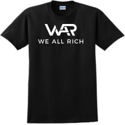War SA Adult 100% Cotton T-Shirts Gildan 2000