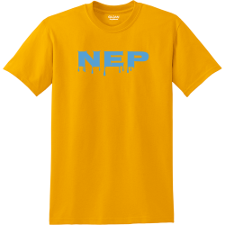 NEP Royal Controls  Process Services LLC Men's 50/50 Cotton/Polyester T-Shirts Gildan 8000