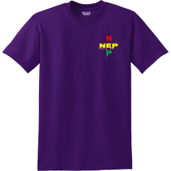 NEP-N-p Royal Controls  Process Services LLC Men's 50/50 Cotton/Polyester T-Shirts Gildan 8000