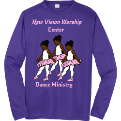 New Vision Worship  Dance Ministry Center