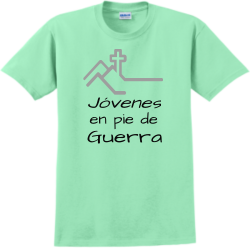 Jovenes123 Create Adult 100% Cotton T-Shirts Gildan 2000