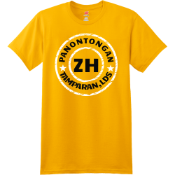 PANONTONGAN-TAMPARANLDS---ZH Men's 100% Cotton T-Shirts Hanes 4980