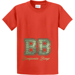 Red-october-tee Wavy lil Bitch Men's 100% Cotton T-Shirts PC61