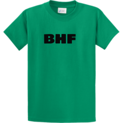 Bhf PROPERTY OF XXL JENNINGS Design Custom T-shirts